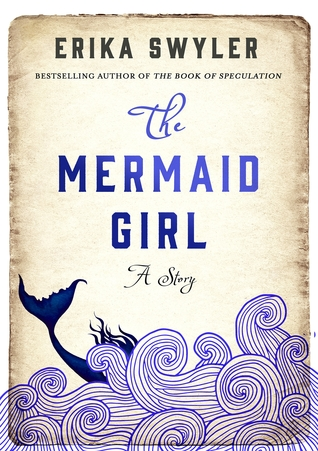 The Mermaid Girl Book Cover