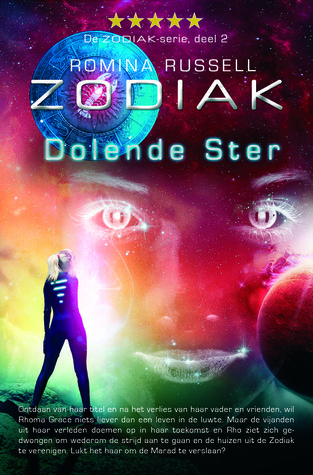 Dolende ster (Zodiac #2) – Romina Russell