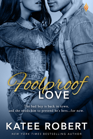 The {Top 10} Things Katee Robert Needs In Her Writing Space (with Foolproof Love Review, Excerpt, and Giveaway)