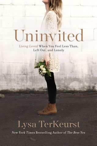 Uninvited by Lysa TerKeurst thumbnail