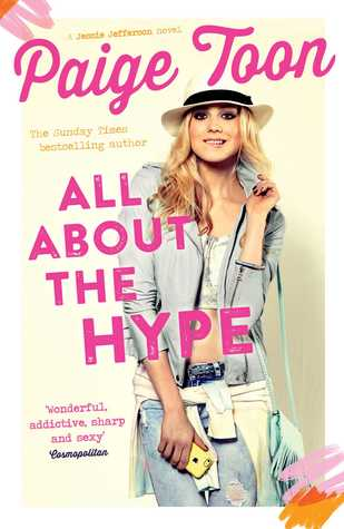 All About the Hype (Jessie Jefferson, #3)