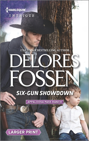 cover of Six-gun showdown