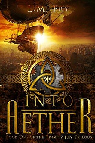 Into Aether Boek omslag