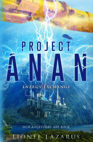 Project Anan by Lionel Lazarus