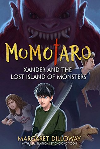 Xander and the Lost Island of Monsters