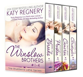 The Winslow Brothers Boxed Set, Books #1-4 by Katy Regnery