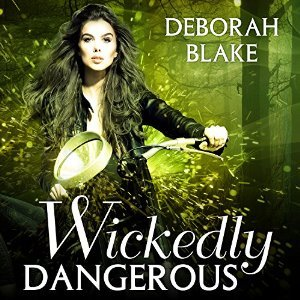 Audiobook Review: Wickedly Dangerous by Deborah Blake (@Mollykatie112, @deborahblake, @TantorAudio)