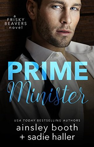 Prime Minister Book Cover