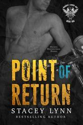 Point of Return (Nordic Lords MC, #1) by Stacey Lynn