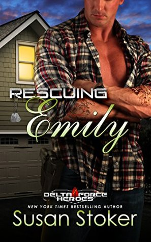 Rescuing Emily (Delta Force Heroes #2)