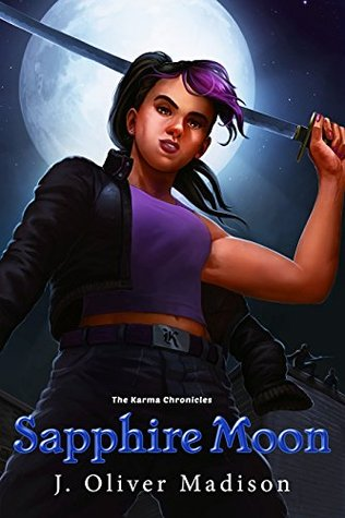Sapphire Moon by J. Oliver Madison