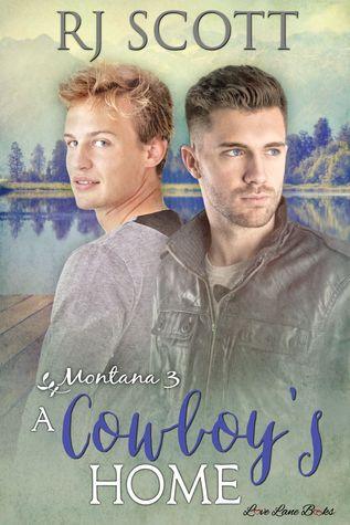 A Cowboy's Home (Montana, #3)
