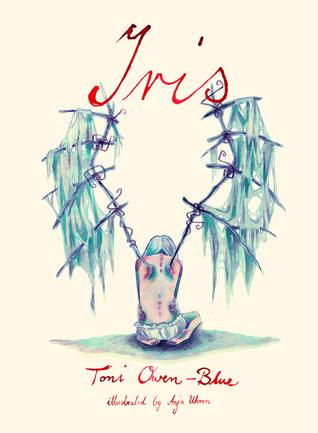 Iris by Toni Owen-Blue