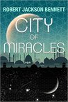 City of Miracles (The Divine Cities, #3)