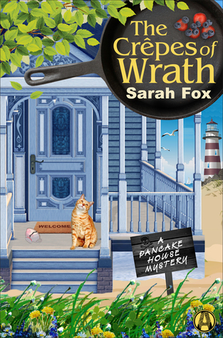 The Crêpes of Wrath (A Pancake House Mystery #1)