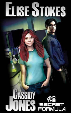 Cassidy Jones and the Secret Formula (Cassidy Jones, #1)