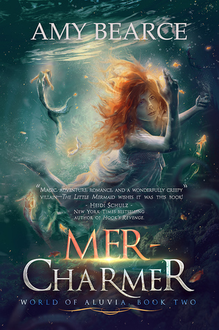 Mer-Charmer by Amy Bearce