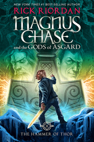 FB2 The Hammer of Thor Magnus Chase and the Gods of Asgard