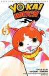 Yokai Watch vol. 05 by Noriyuki Konishi