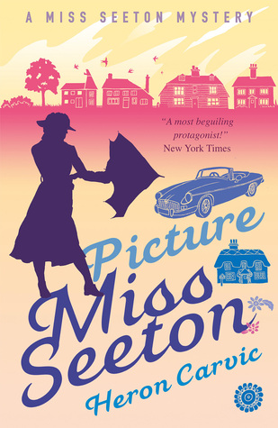 Book Review: Picture Miss Seeton by Heron Carvic