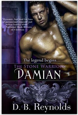 Damian (Stone Warriors, #1)