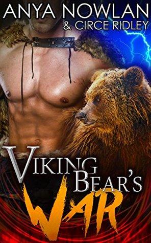 Viking Bear's War (Shift In Time, #2)