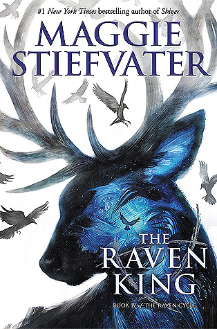 PDB books The Raven King The Raven Cycle
