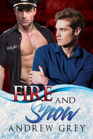 Release Day Review:  Fire and Snow (Carlisle Cops #4) by Andrew Grey