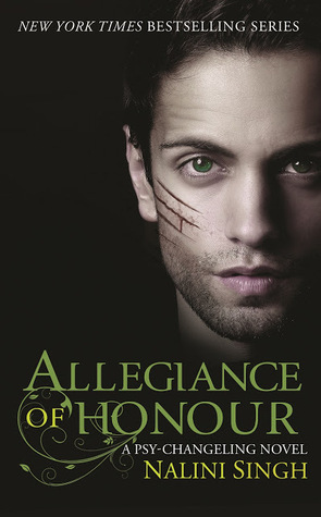 Allegiance of Honour (Psy-Changeling #15)