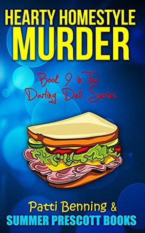 Hearty Homestyle Murder (Darling Deli, #9)
