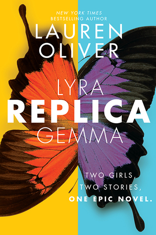 Cover: Replica - Lauren Oliver