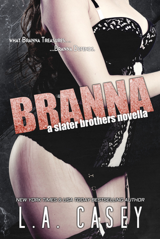 Branna (Slater Brothers, #4.5)