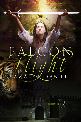 Falcon Flight by Azalea Dabill
