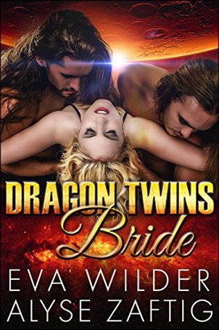Dragon Twins Bride: A Paranormal Menage Baby Romance