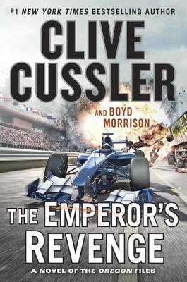 Book Review: The Emperor's Revenge by Clive Cussler & Boyd Morrison