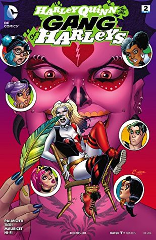 Harley Quinn & Her Gang of Harleys (2016-) #2