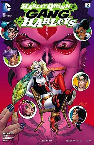 Harley Quinn & Her Gang of Harleys (2016-) #2