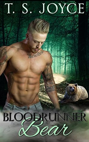 Bloodrunner Bear (Harper's Mountains, #2)