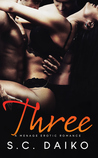 Three: A Menage Erotic Romance
