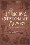Of Dubious and Questionable Memory (Herringford and Watts Mysteries #1.5)