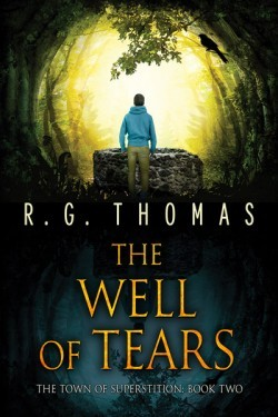 Release Day Series Review:  The Town of Superstition (Books 1 & 2) by R. G. Thomas
