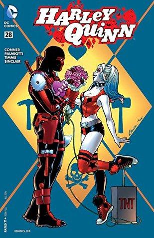 Harley Quinn (2013-) #28