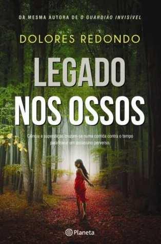 Legado nos Ossos  (Trilogía do Baztán, #2)