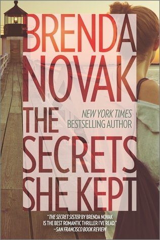 The Secrets She Kept (Fairham Island, #2)