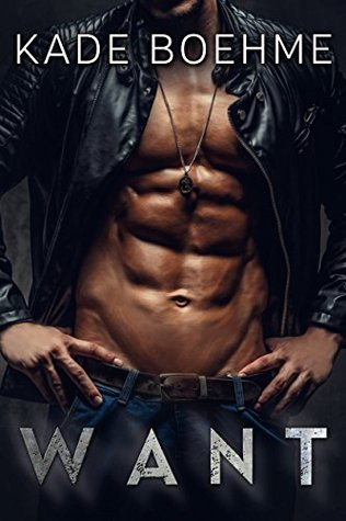 Recent Release Review:  Want by Kade Boehme