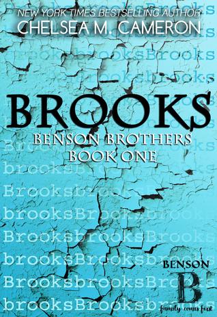 Brooks (Benson Brothers, #1)