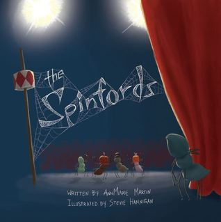 The Spinfords by AnnMarie Martin