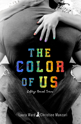 The Color of Us by Laura  Ward
