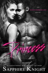Princess (Oath Keepers MC Nomads, #1)