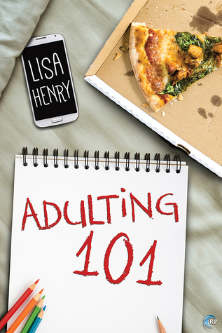 Release Day Review: Adulting 101 by Lisa Henry